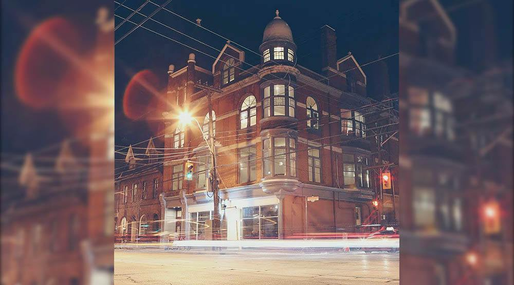 Toronto's historic Great Hall on sale for just over $17 million