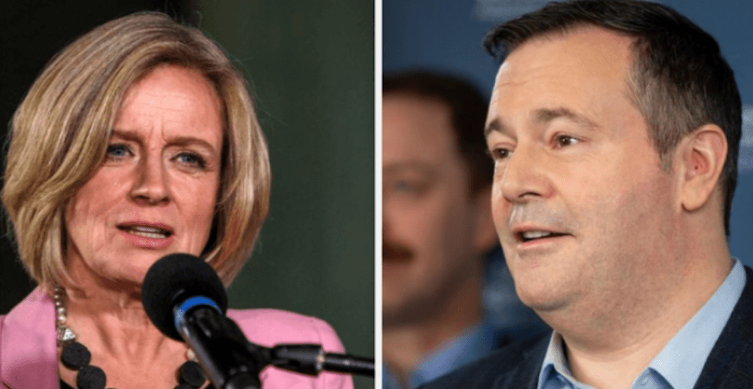 Angus Reid poll estimates UCP well ahead of NDP in provincial race