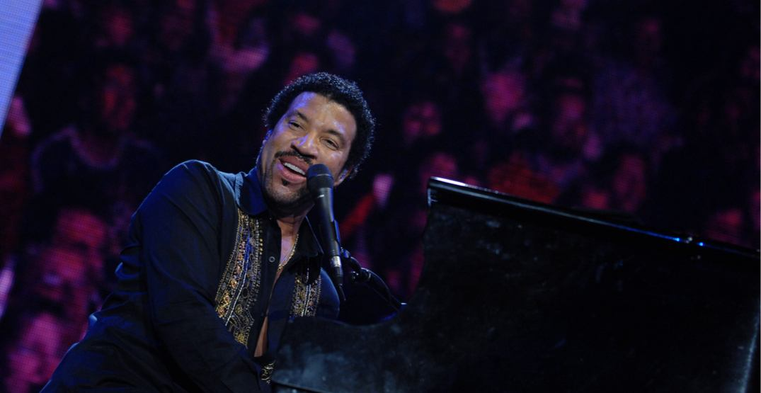 Lionel Richie is coming to Toronto as part of summer tour