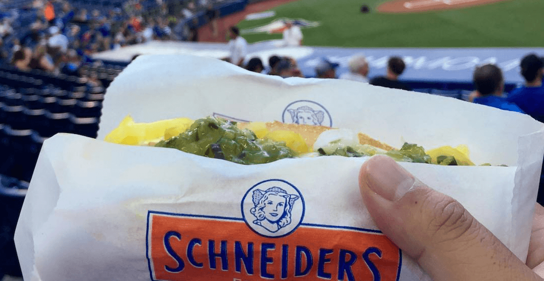 You can get hot dogs for $1 at this upcoming Blue Jays game