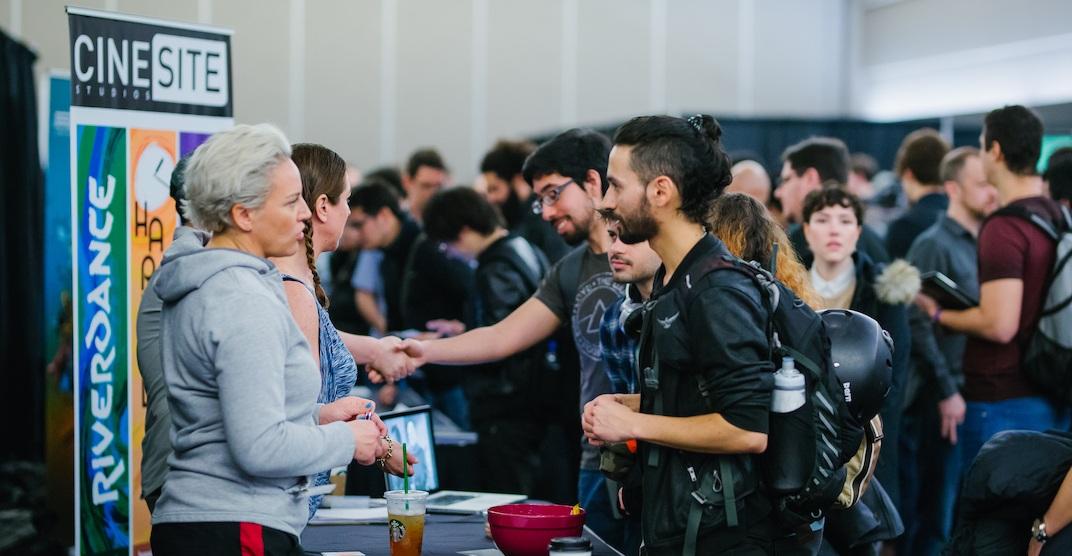 Vancouver career fair 2018 vancouver economic commission job seekers