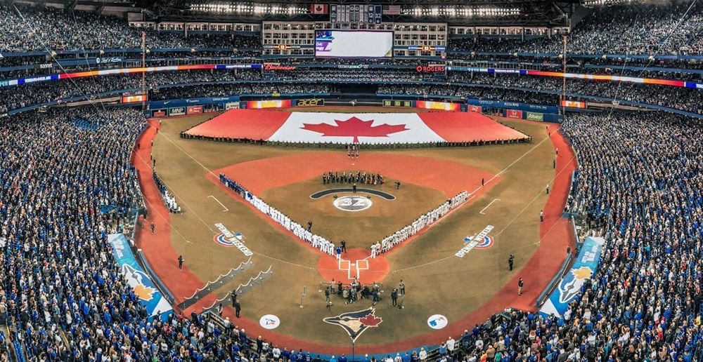 Here's everything that's new at Blue Jays games in 2019