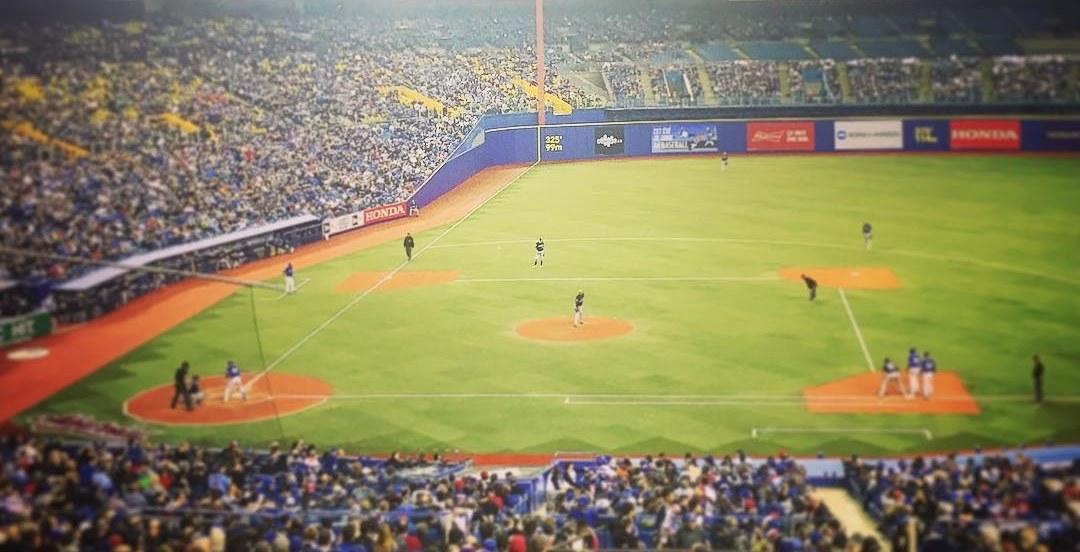Montreal baseball olympic stadium expos