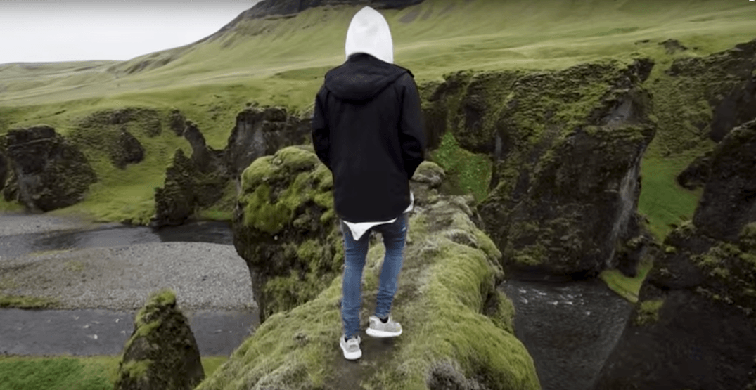 This beautiful canyon in Iceland is closed to tourists and it's all Justin Bieber's fault