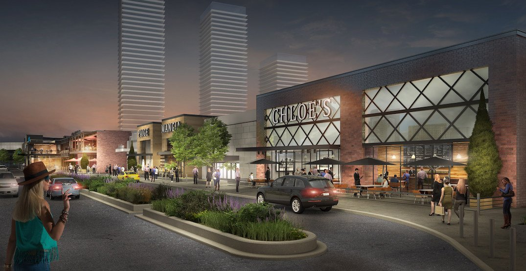 $80M Fairview Mall revitalization plan expected to begin this month (RENDERINGS)