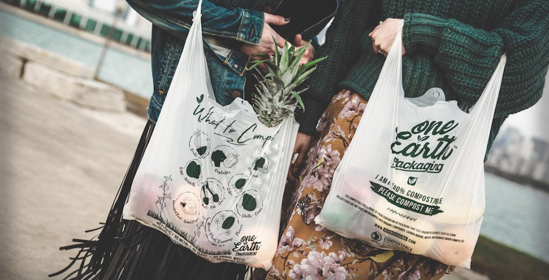 Retailers across Canada can now replace plastic bags with compostable ones