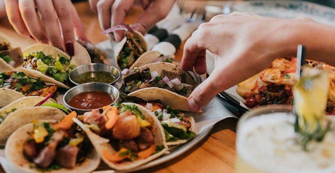 You can get $1 tacos at Tropical Mexican Street Food on March 30