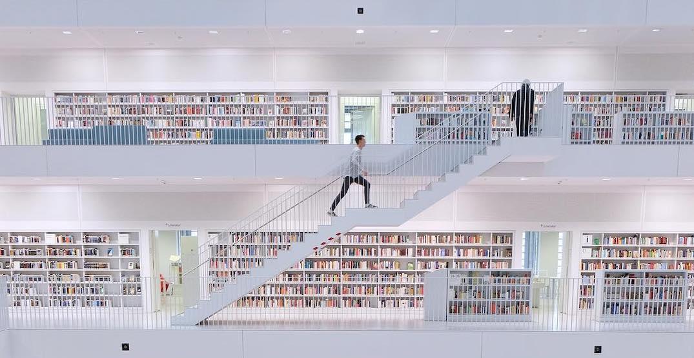 Stadtbibliothek stuttgart. %40pickcedinstagram