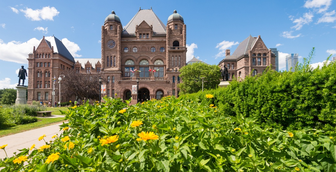 Ontario releases 'Sunshine List' revealing the province's public sector salaries for 2019
