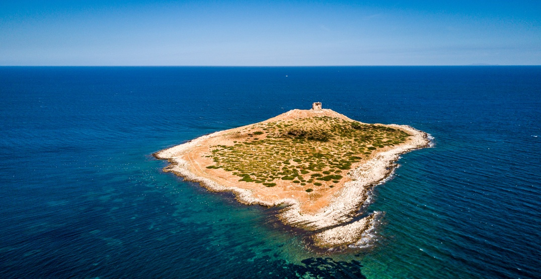 You can own this Italian island for a mere $1.5 million