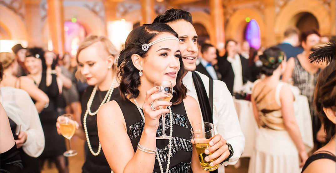 A 20s-themed 'Great Gatbsy' party is coming to Calgary this May
