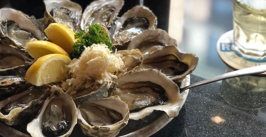 5 awesome places for buck-a-shuck oysters in Vancouver