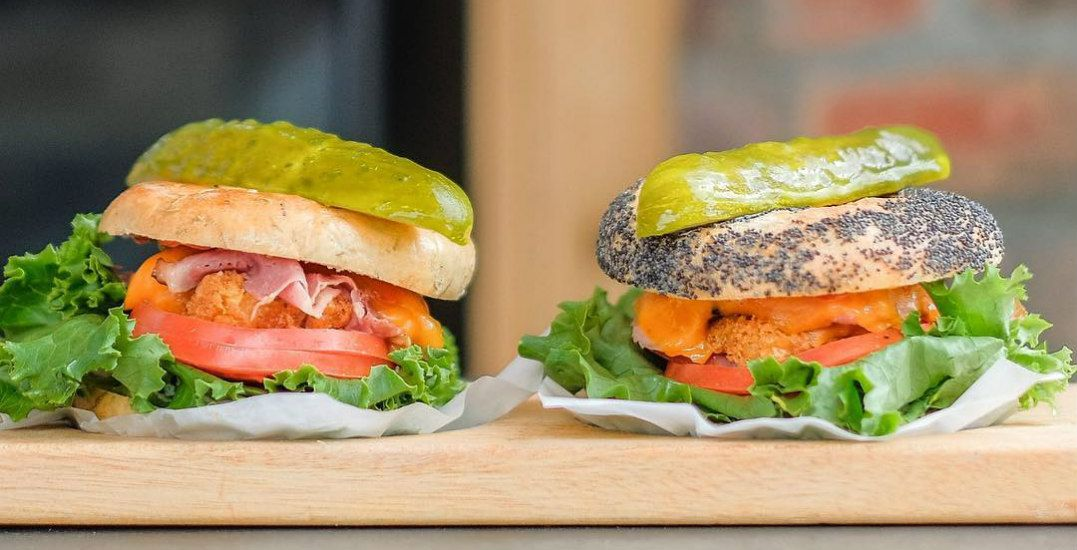 A look inside: Vancouver's Rosemary Rocksalt bagelry