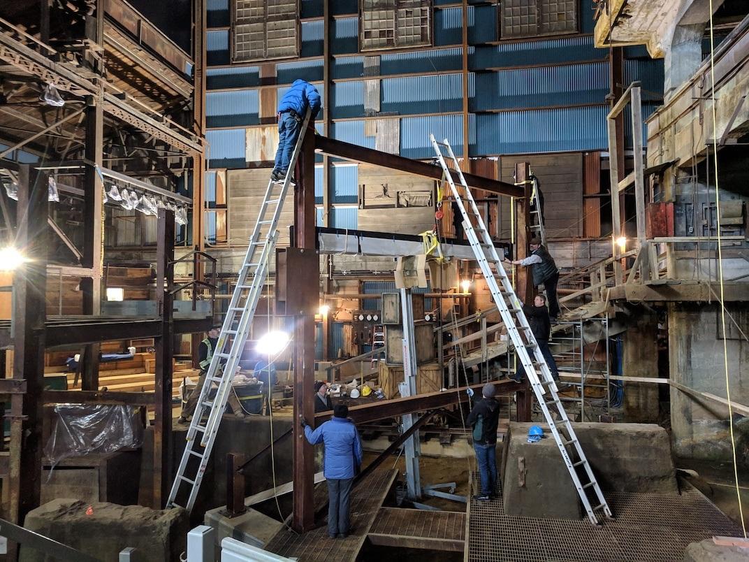 Britannia Mine Museum Boom
