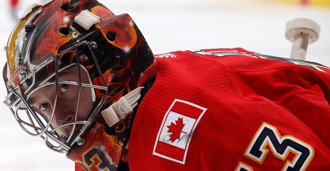 Decisions loom for Flames with potential goalie controversy on the horizon