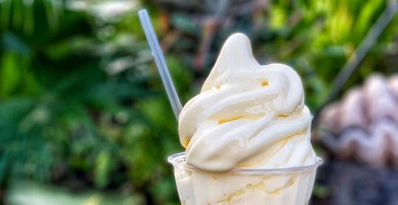 Disney World introduces the Dole Whip mimosa