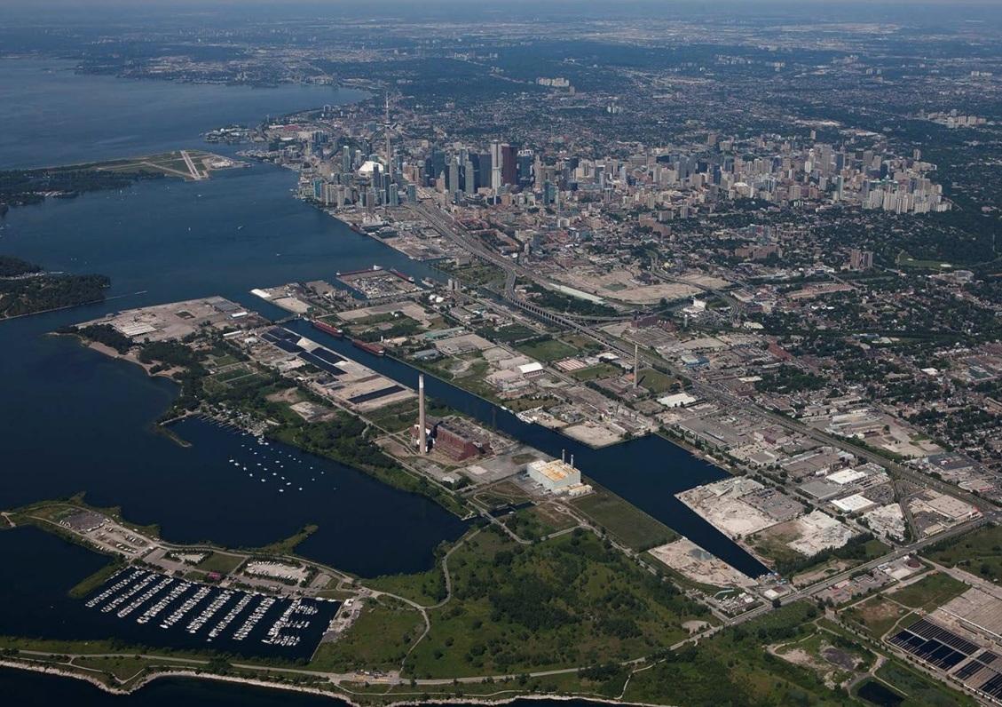 Portlands Toronto