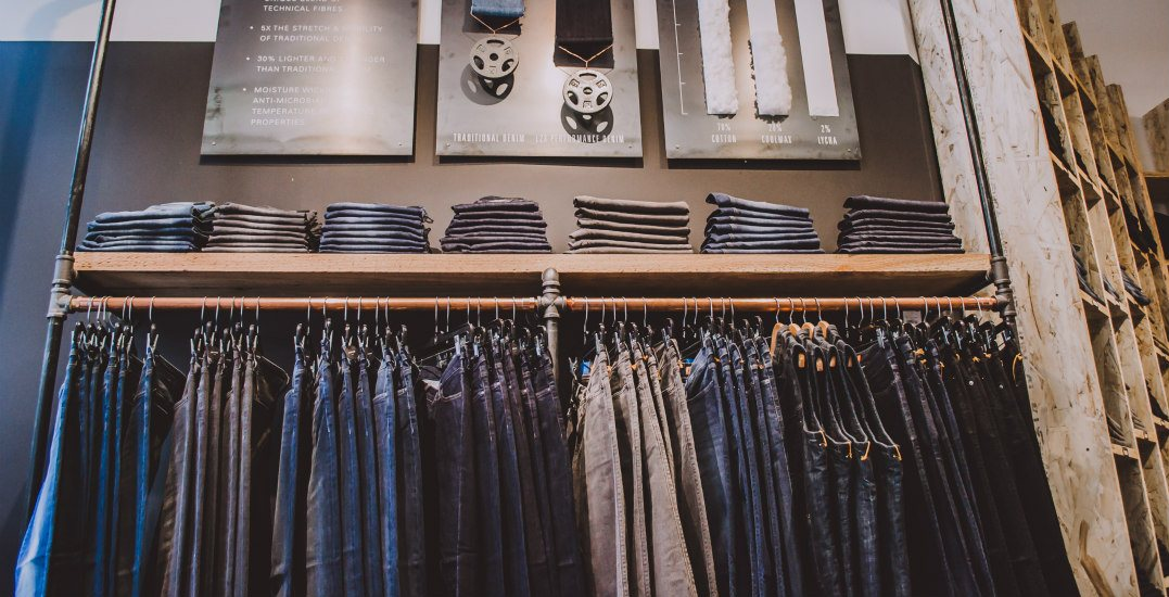 DUER Performance is giving away FREE jeans at their Toronto store opening