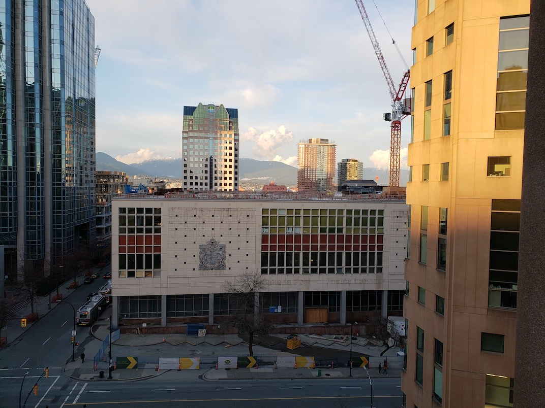 Canada Post redevelopment Vancouver