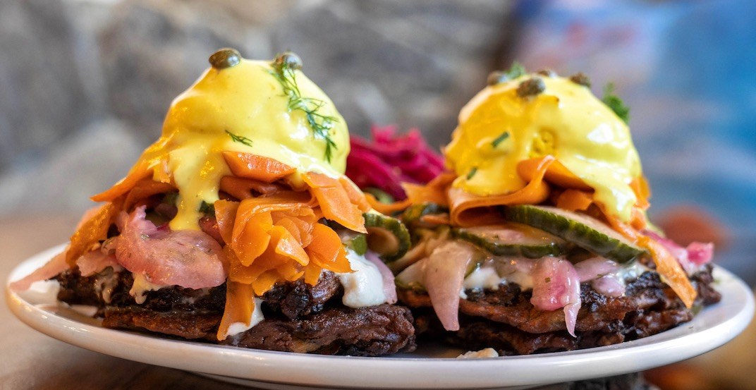 First look at Chickpea's new all-day vegan breakfast menu (PHOTOS)