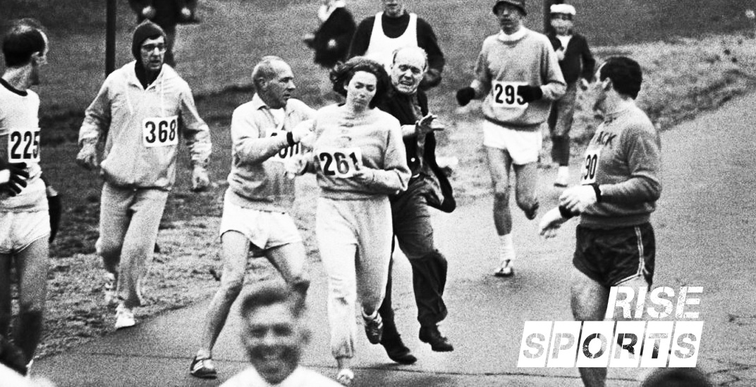 Kathrine Switzer and the Rise of women in sports