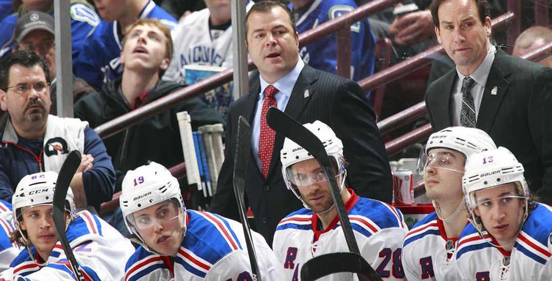 Former Canucks coach Alain Vigneault to head coach Canada at World Hockey Championship