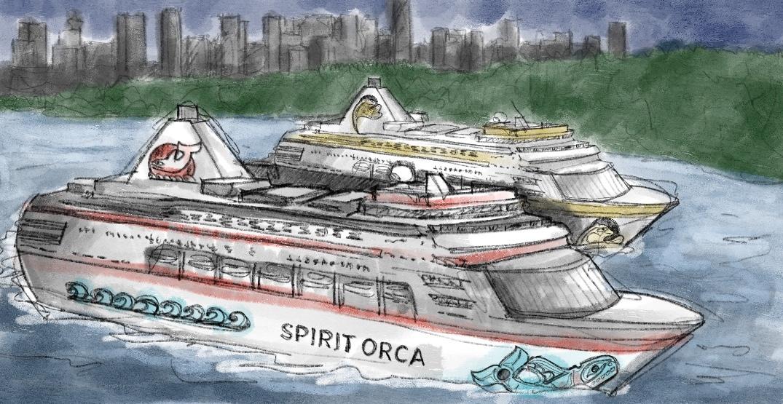 Bc ferries seaquest cruise line