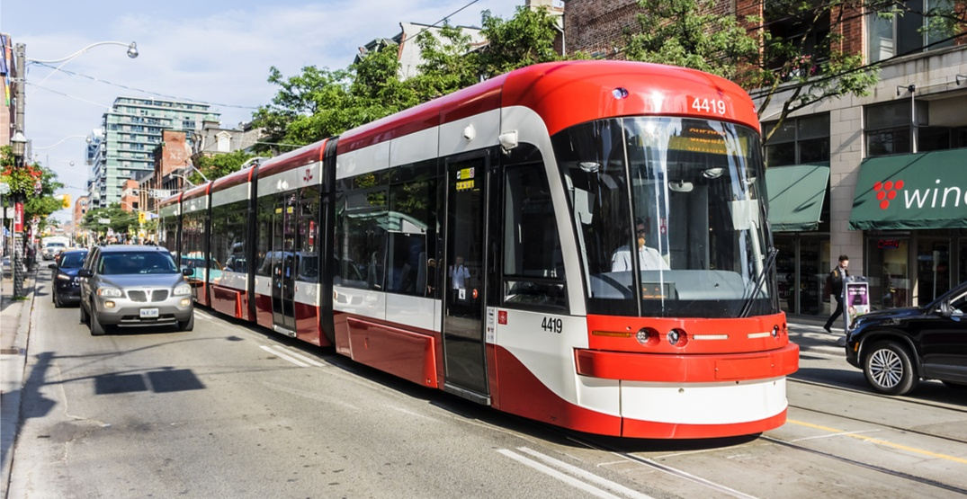 King and Queen Streetcars will be FREE on St. Patrick's Day