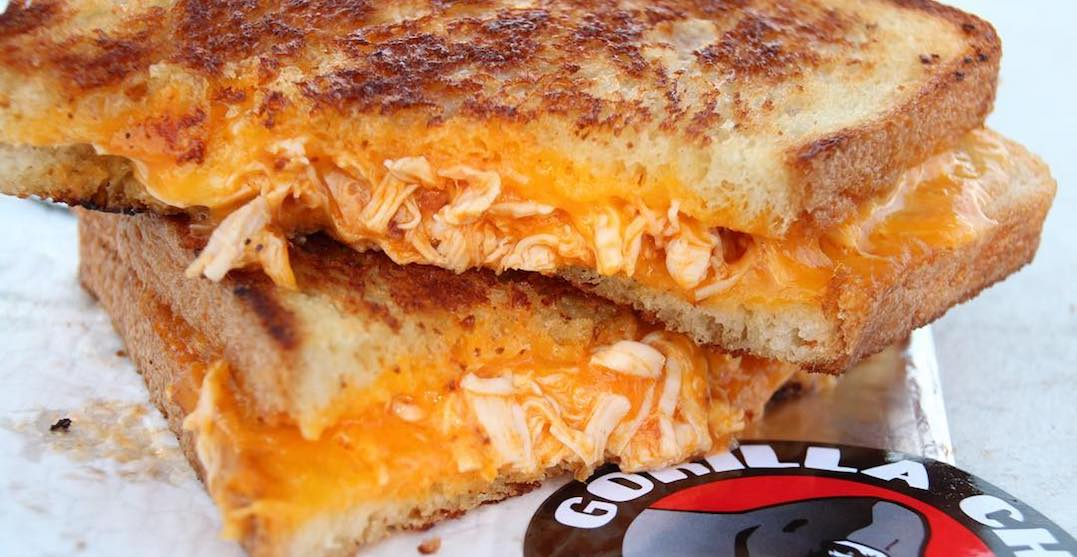 This massive food truck fest is happening near Toronto on May 4