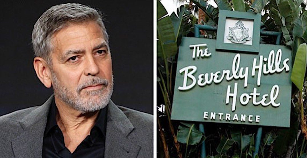 George Clooney, Elton John, and more calling for boycott of 9 luxury hotels