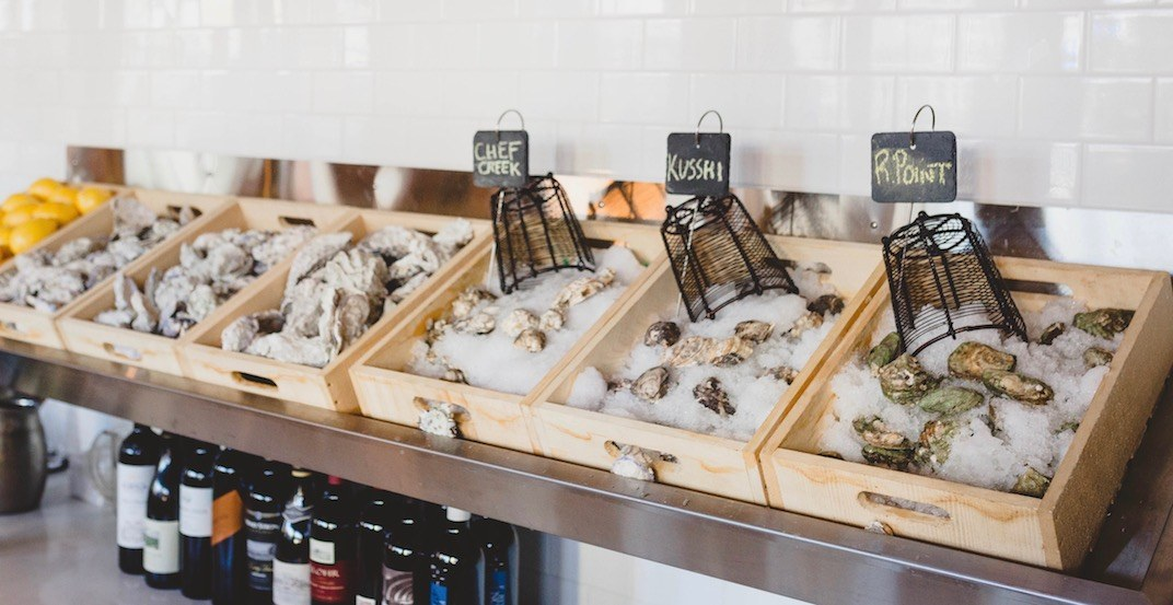 The Sandbar's brand new oyster bar is officially open (PHOTOS)