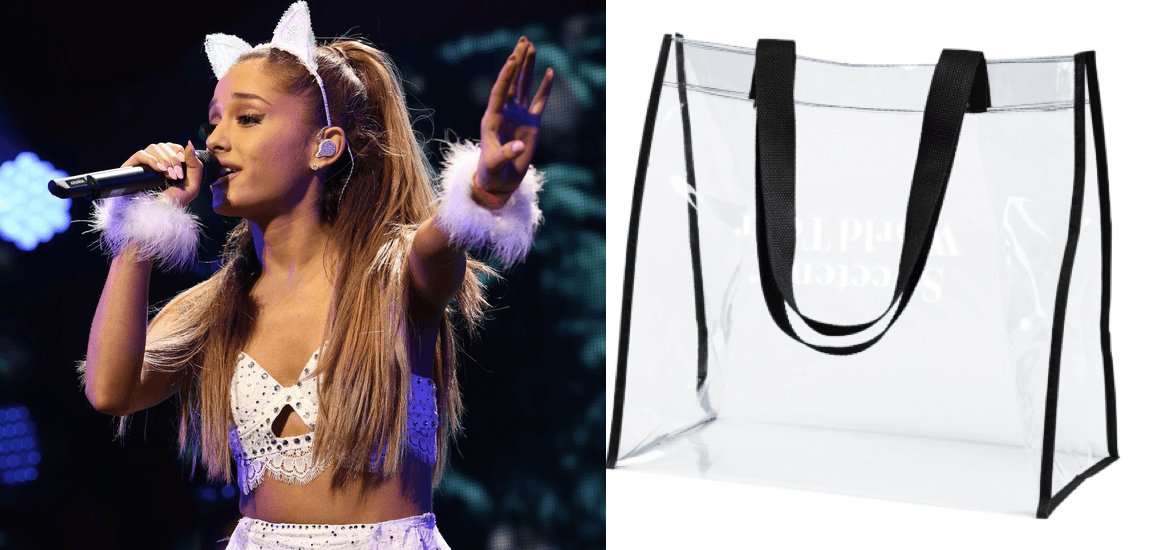 Scotiabank Arena has temporary bag policy for Ariana Grande's Toronto concert