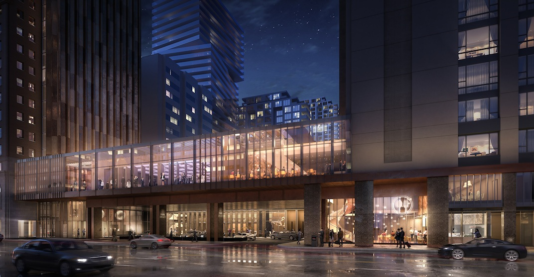 This iconic Yorkville hotel is receiving a major makeover (RENDERINGS)