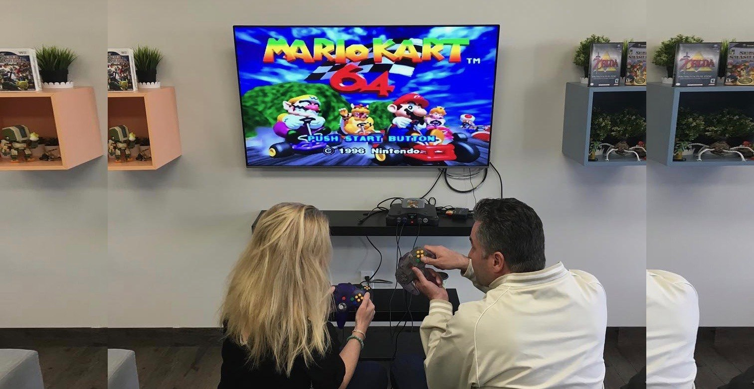 Calgary's SUPER Smash Café officially just opened its doors