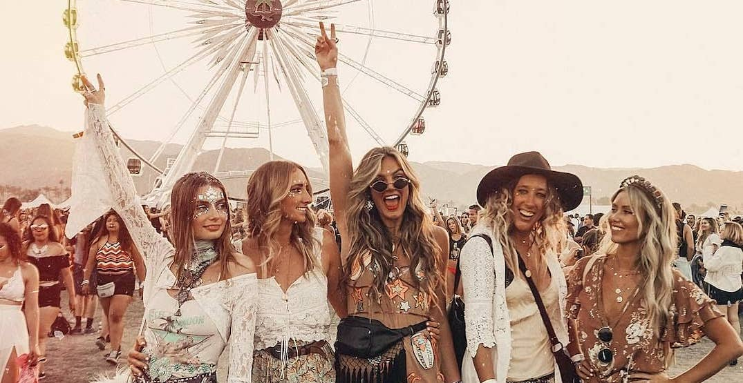 The most popular music festivals in the world, according to Instagram