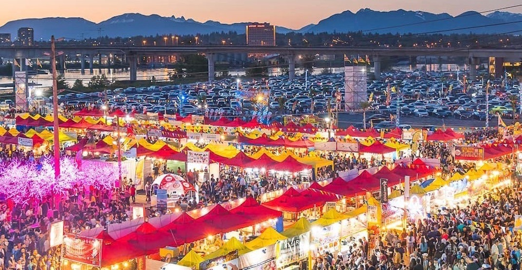 Richmond Night Market reveals highly-anticipated theme for 2019