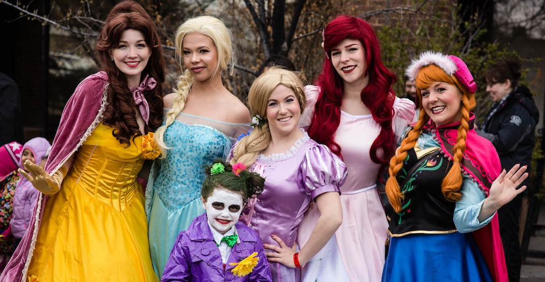Calgary Expo to host a massive cosplay parade this April