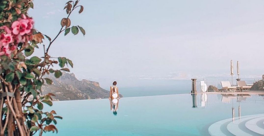 These are the most beautiful hotel pools in the world