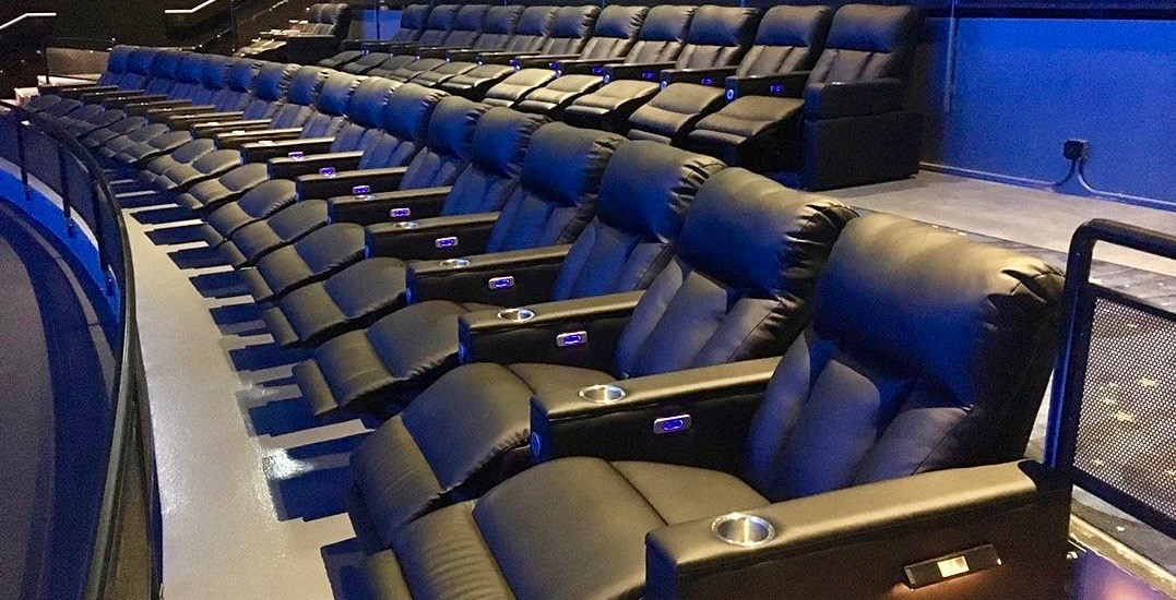 Park Royal's massive new Cineplex theatre opens today (PHOTOS)