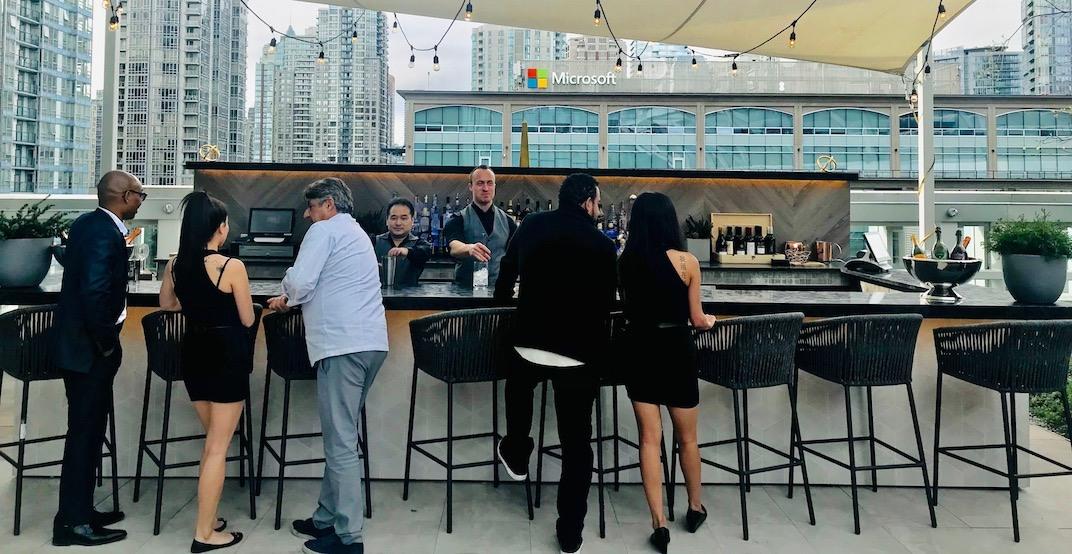 D/6 Bar & Lounge's hidden rooftop patio opens April 11