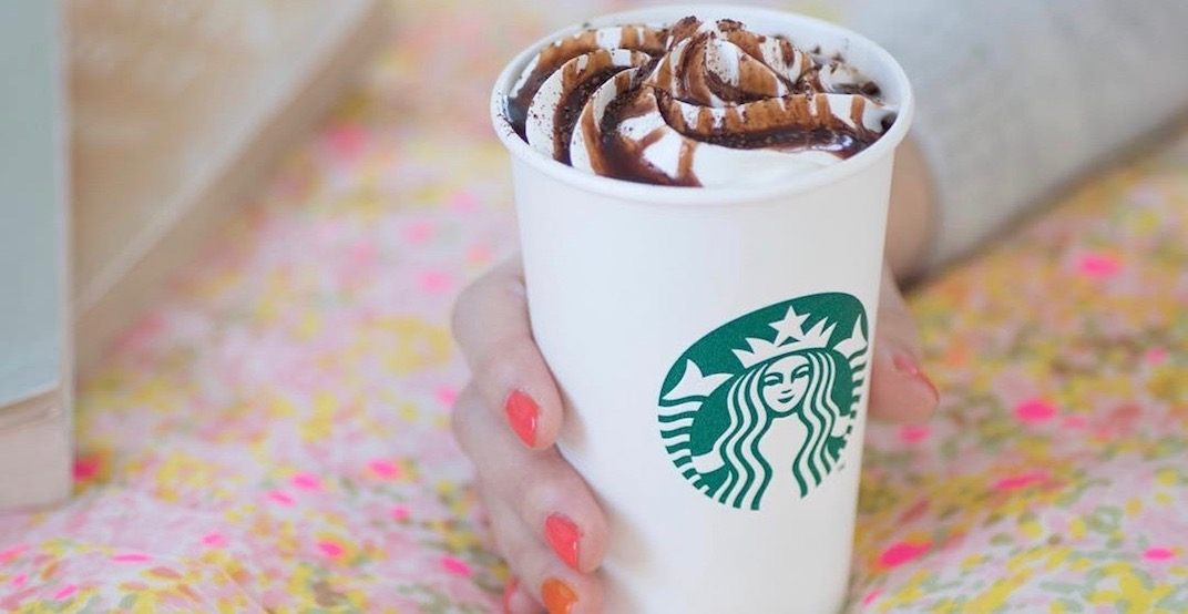 Starbucks offering cheap drinks on April 4 after 3 pm