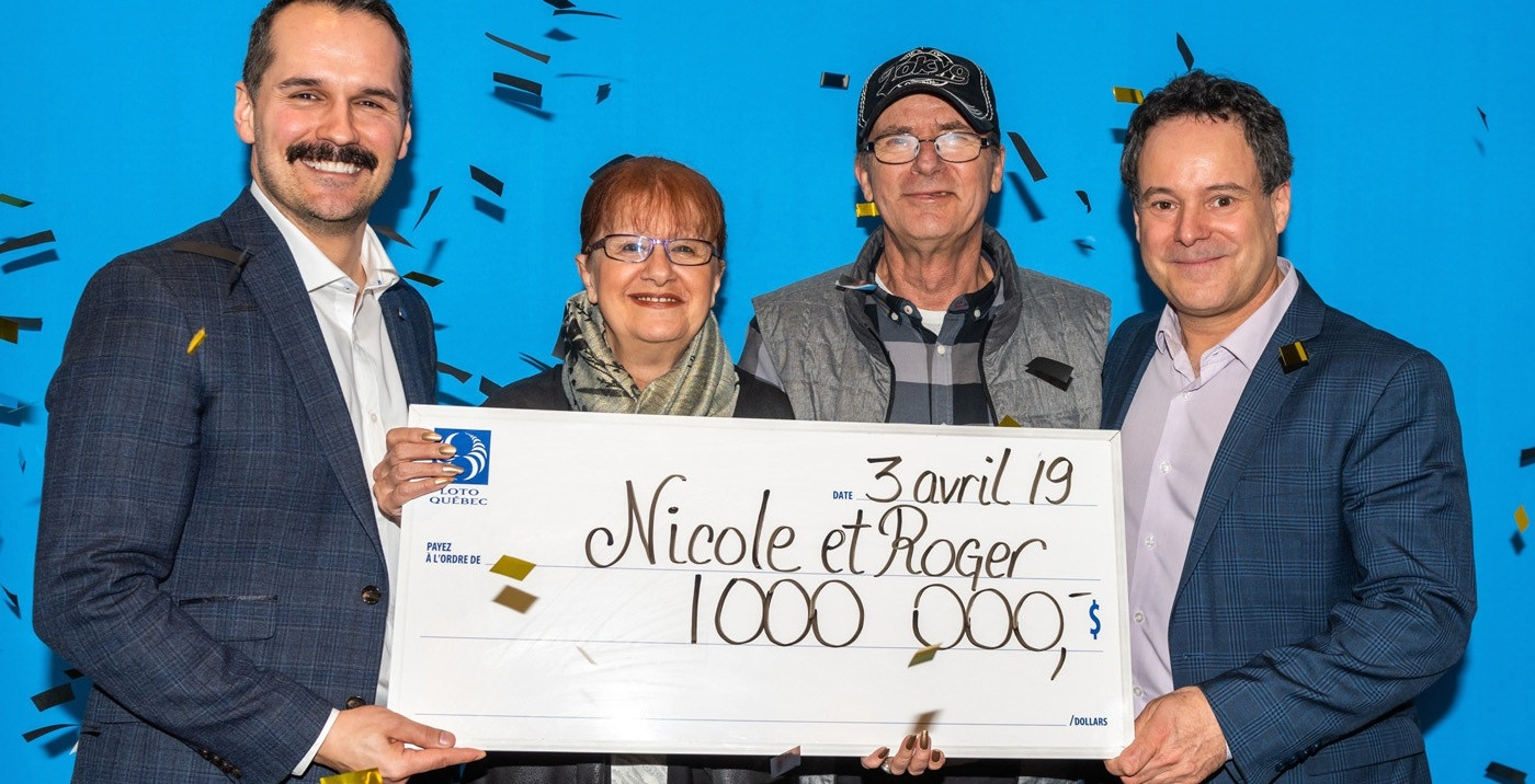 Montreal couple finds $1M lottery ticket in old book 2 days before it expires