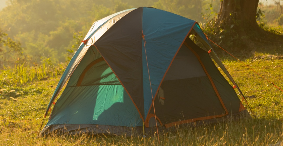 BC business helps people rent out their private property as a campsite