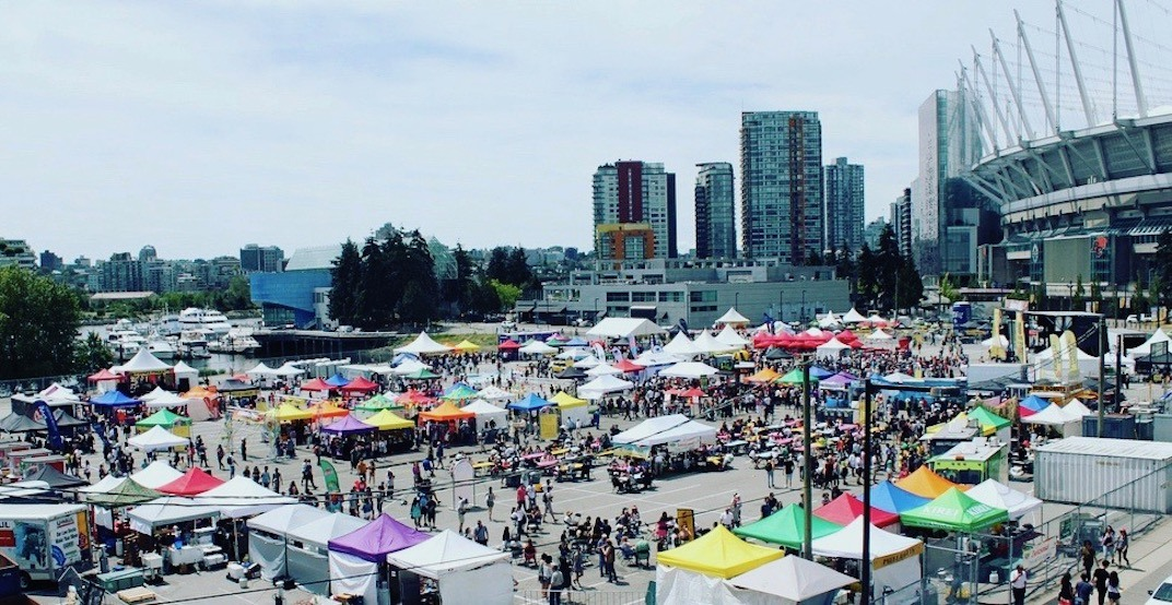 Carnaval del Sol is returning to Vancouver this July