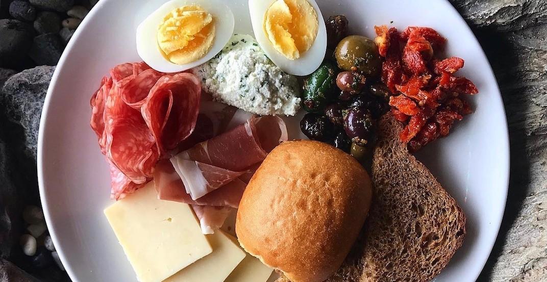 New breakfast spot 'Ham & Eggman's' just opened in Vancouver