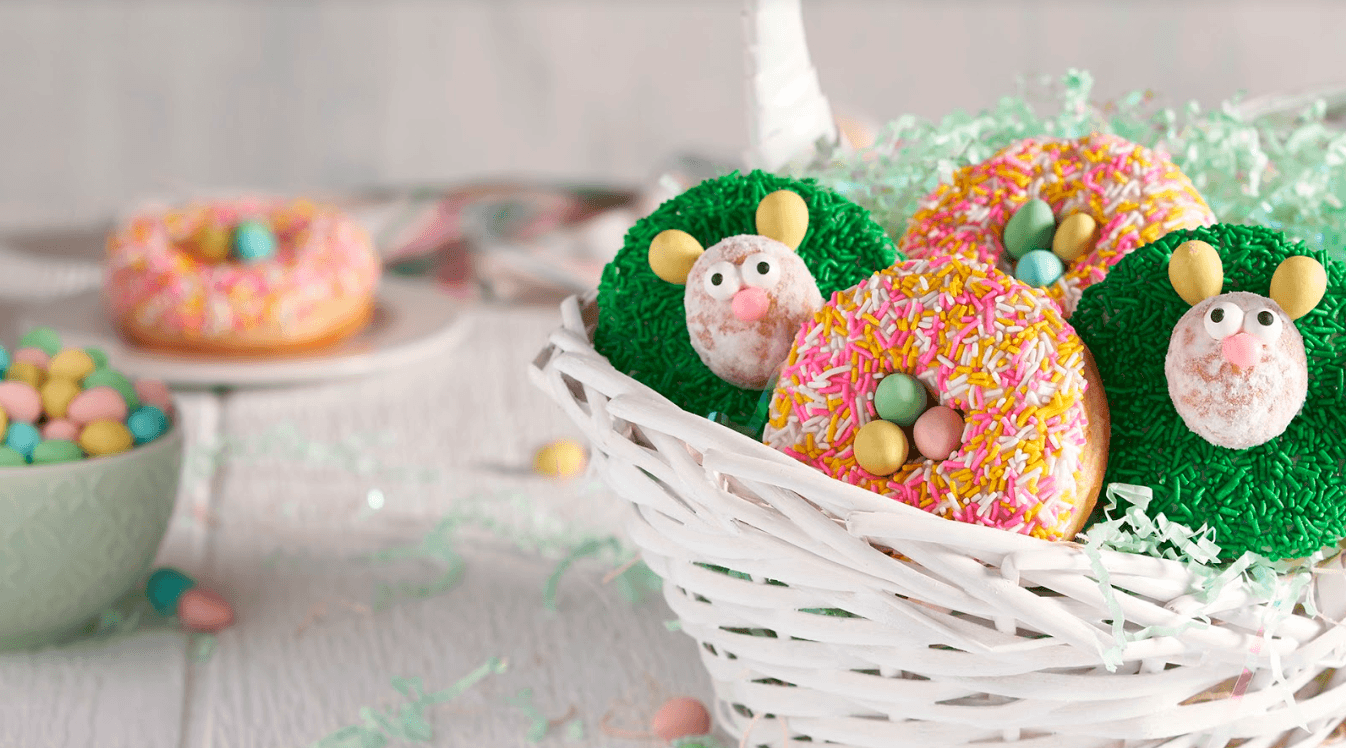 Tim Hortons just launched another adorable spring-themed treat