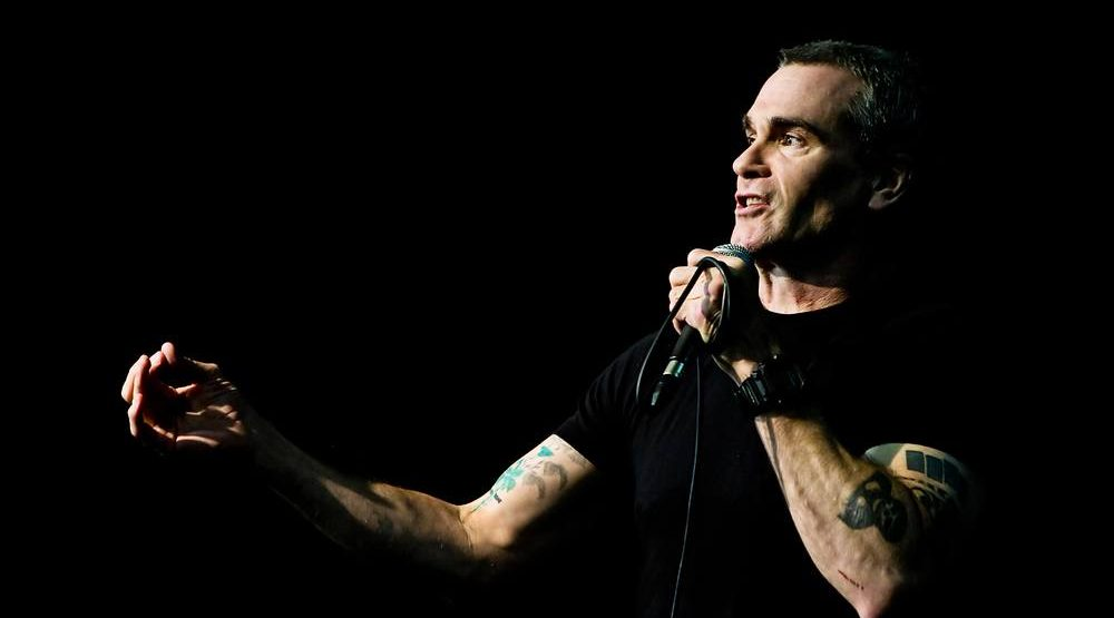 Henry Rollins wants corporate cannabis to do some actual good in the world