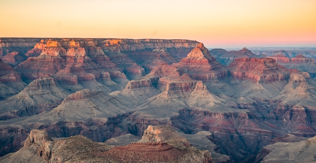 The third tourist in 8 days has fallen to their death at the Grand Canyon