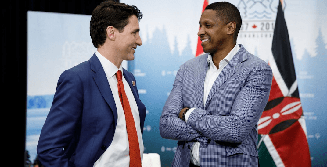 Justin Trudeau is going to attend the Raptors Championship Parade today