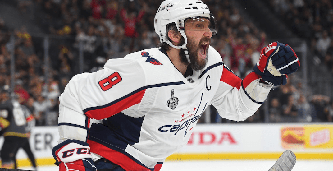 "Ovechkin says Leafs ""need to play differently"" to win the Stanley Cup"